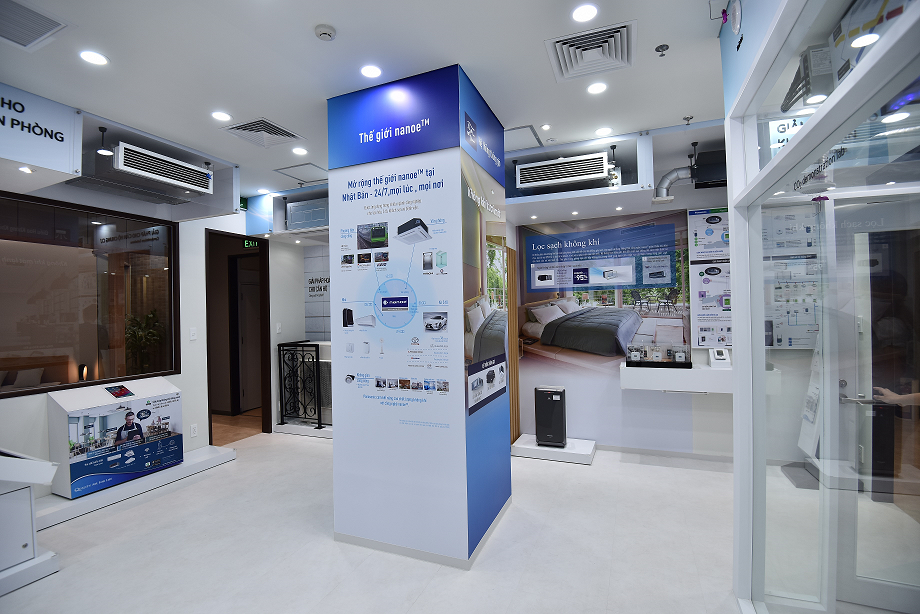 Quality Air For Life zone in Risupia Vietnam