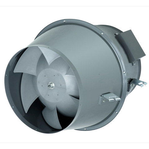 Compact Axial Flow Fan